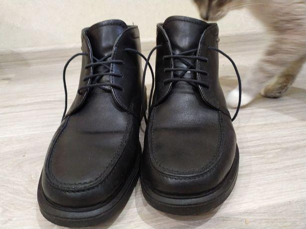 Ботинки кожанные ROHDE Германия