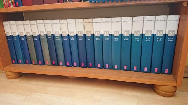 Encyklopedie PWN od A do Z 20 tomów