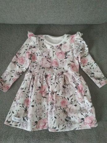 Sukieneczka Baby Projekt rozmiar 80