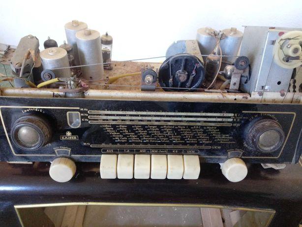 Radio alemao antigo (dec de 60)