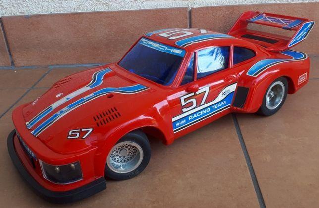 Stara zabawka Porsche 935 turbo na sterowanie Pro cision