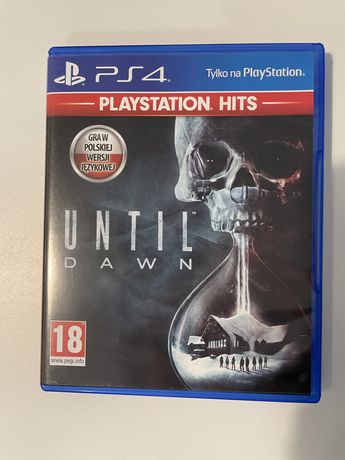Until Dawn gra ps4
