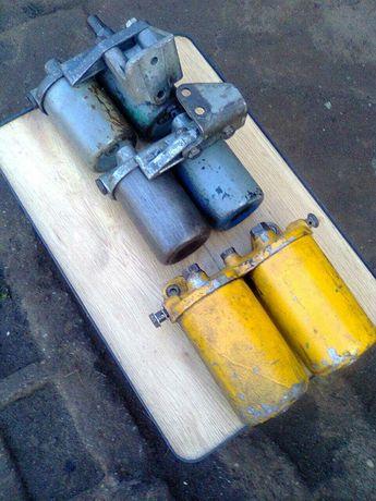 Filtry paliwa do ciągnika