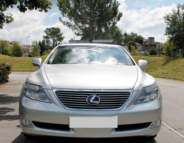 Lexus  LS 600h L AWD Automatic Luxury