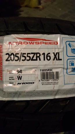 Opona ARROWSPEED 205/55ZR 16 XL