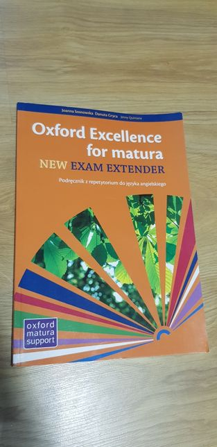 Oxford excellence for matura język angielski