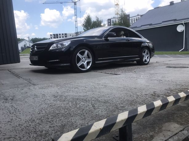 Mercedes-Benz CL500 W216