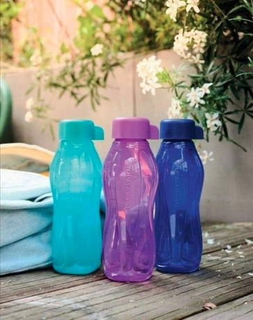 Garrafas 310 ml Tupperware