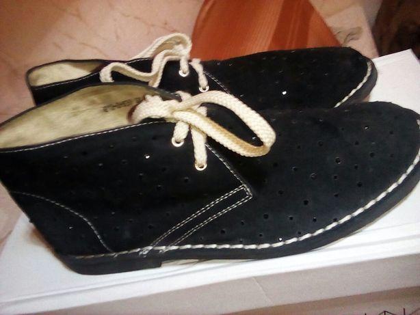 Фирменные ботиночки 37 р.