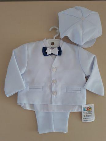 Nowe ubranko do chrztu roz. 62