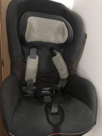 Cadeira auto da chicco usada