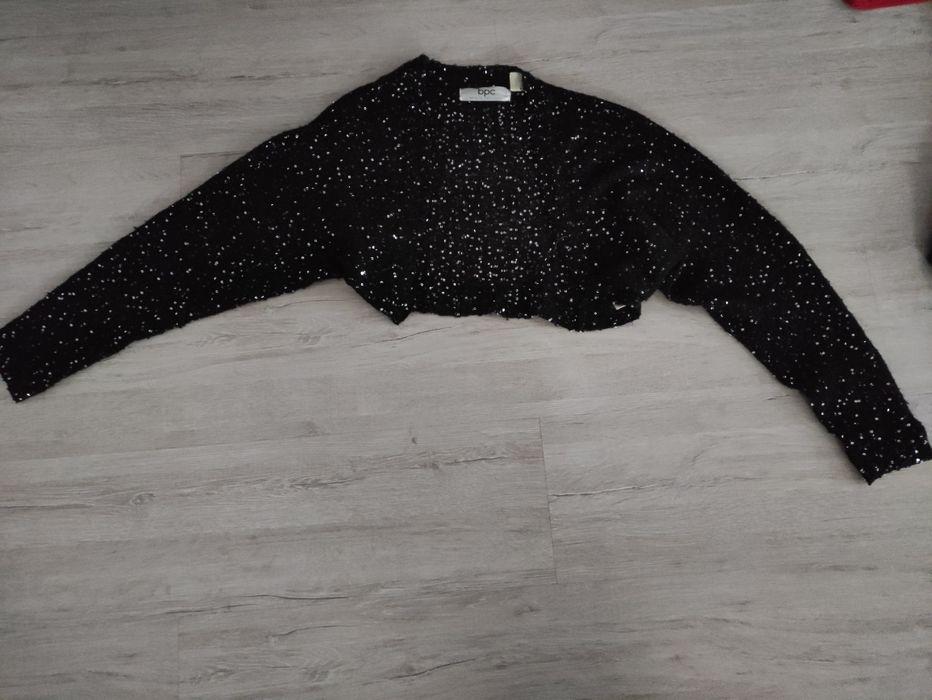 Bolerko sweterkowe dla dziewczynki Klwów - image 1