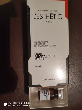 Hair revitalizer meso