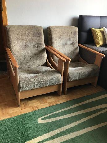 Fotele do sprzedania
