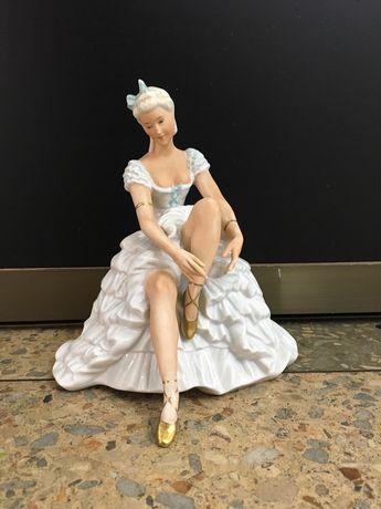 Статуэтка Фарфоровая Балерина Германия