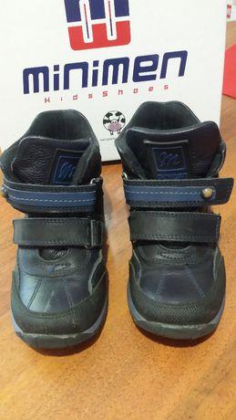 Продам ботинки демисезонные Minimen