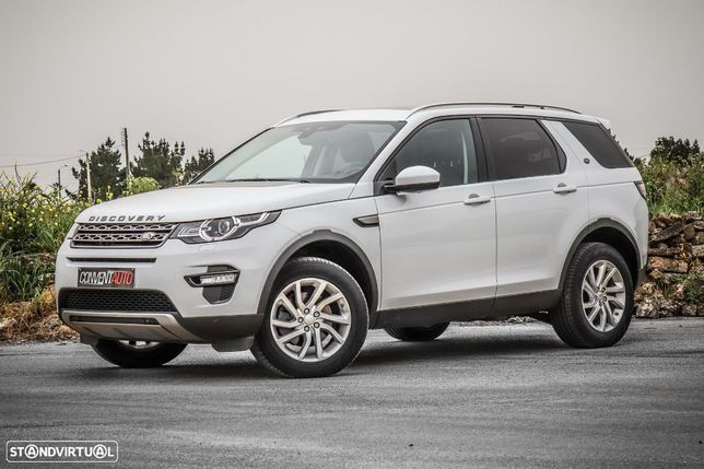 Land Rover Discovery Sport 2.0 TD4 HSE Luxury 7L