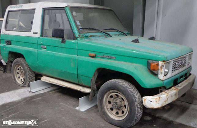 Peças Toyota Land Cruiser 3.0D