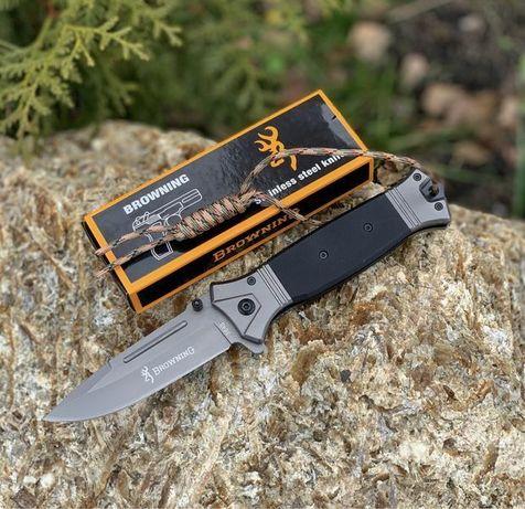 Код № 772 Нож складной Browning /охотничий/раскладной/Мисливський ніж