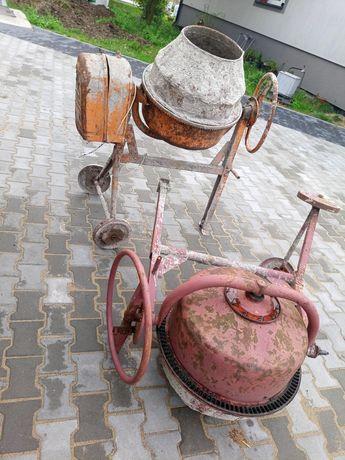 Betoniarka betoniarki na 230v