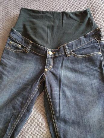 Sprzedam spodnie ciążowe jeansy h&m mama r. 42