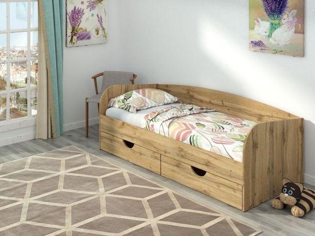 Комфортная кровать Соня-3 для детей и подростков