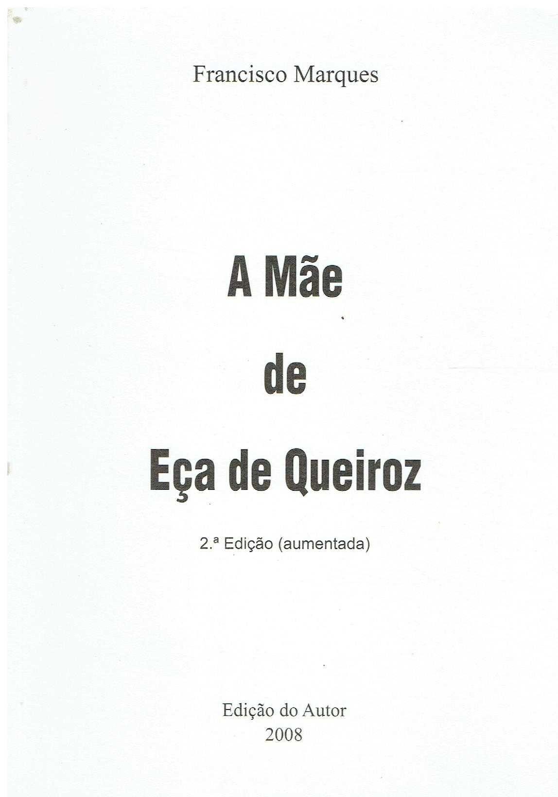 11666  A Mãe de Eça de Queiroz por Francisco Marques