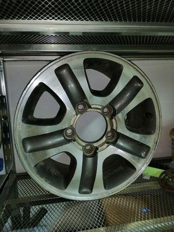 Продам 4 диски R17 на автомобіль Lexus (джип)