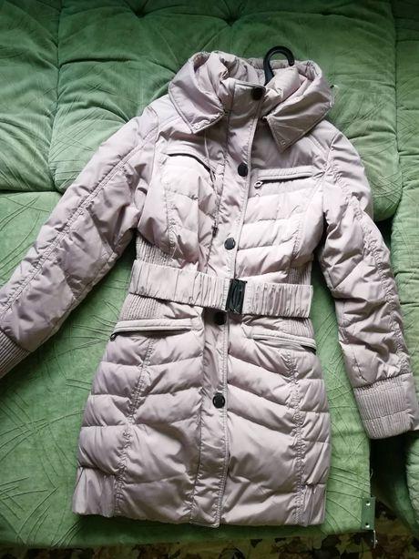 Пальто женское пуховик куртка