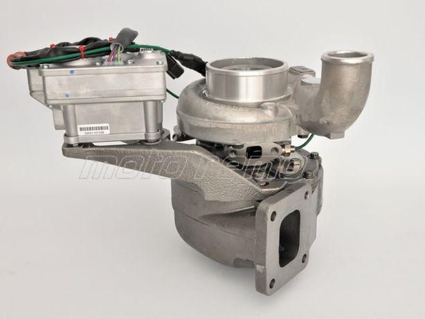 Turbosprężarka John Deere 178744, 177150, 175835, RE535682, RE527276
