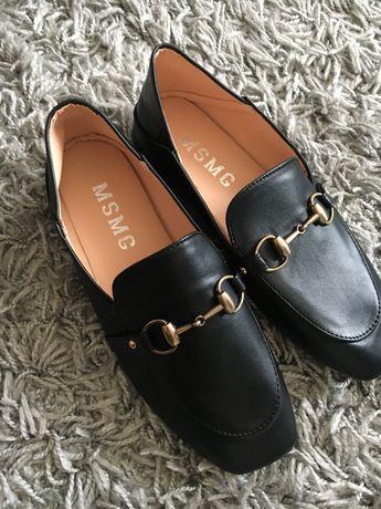 Sprzedam buty damskie mokasyny hm 37
