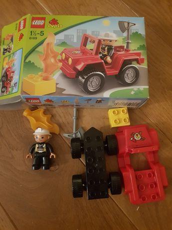 Lego 6169 Dowódca straży pożarnej, z pudełkiem