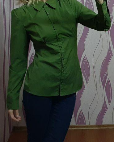 Рубашка блузка 46р