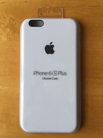 Etui silikonowe oryginalne Apple Iphone 6S Plus