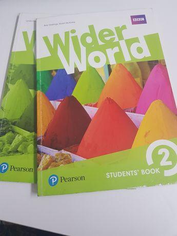 Продам книгу Wider World 3