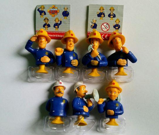 strażak sam, figurki, penny, elvis, bazyli, miami, biedronka