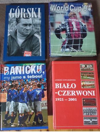 Książka album piłka nożna Polska Gowarzewski Banik Wold Cup 94 Górski