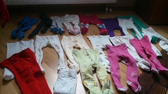 rajstopy majtki skarpetki dziewczęce cena za komplet worek 120 l