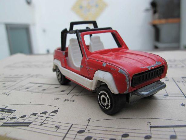 Majorette Renault 4L ou JP4 Nº 252 - Miniatura Antiga