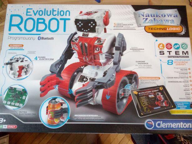 Evolution clementoni robot