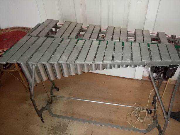 Wibrafon   akustyczny