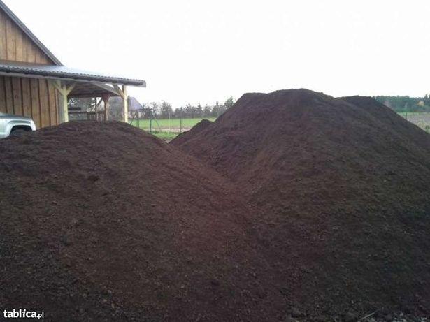 Ziemia pod trawnik- czarnoziem-podłoże, Ziemia ,PH 5-6 B-stok !!