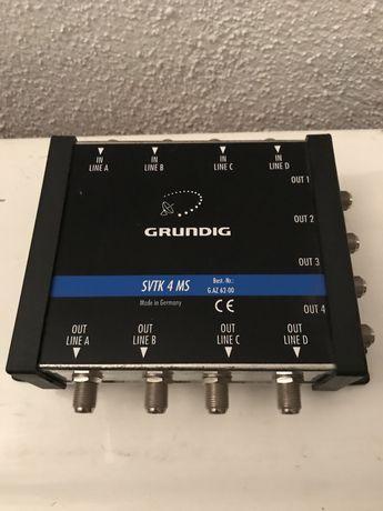 Repartidor distribuidor de antena