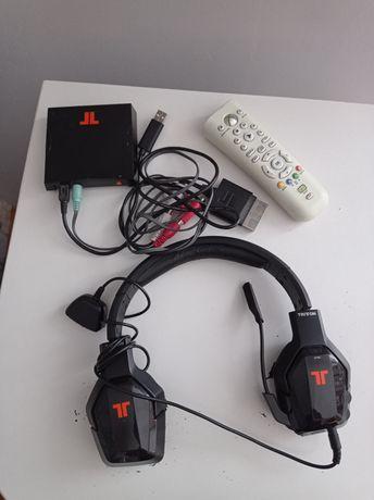 Słuchawki Tritton Trigger do Xboxa 360 + pilot do Xboxa 360