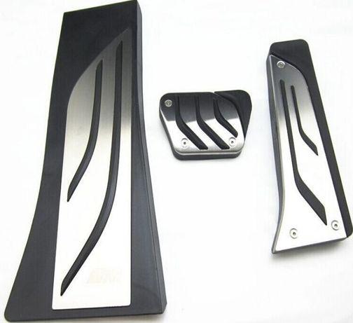 Накладки на педали BMW M-Performance E70 E71 F15 F16