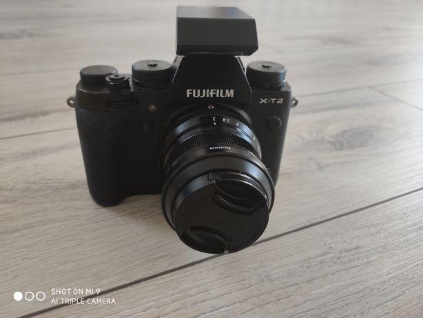 Fujifilm XT2 +grip+dodatki