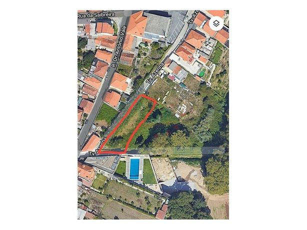 Terreno - Moradia 4 Frentes - Vilar do Paraíso