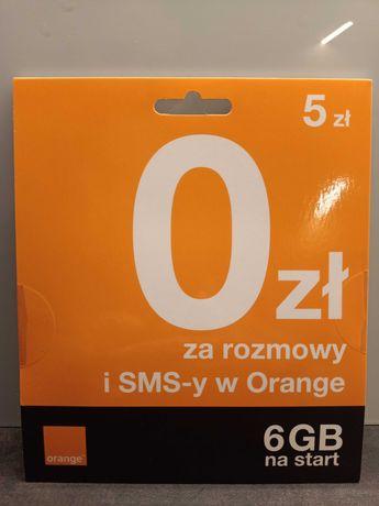 Złoty numer Orange 511 - 611 - 401