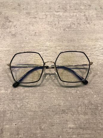 Okulary Oprawki Korekcyjne Tom Ford TF 5615-B