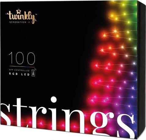 Светодиодная Smart LED гирлянда Twinkly Strings